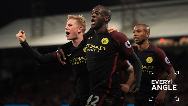 CLINICAL: Yaya Toure