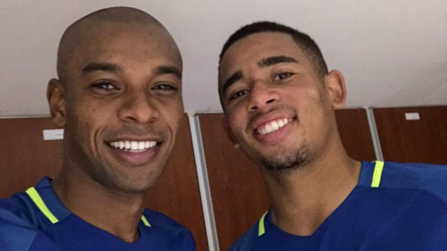 STARS: Fernandinho and Gabriel Jesus inspire Brazil to another victory