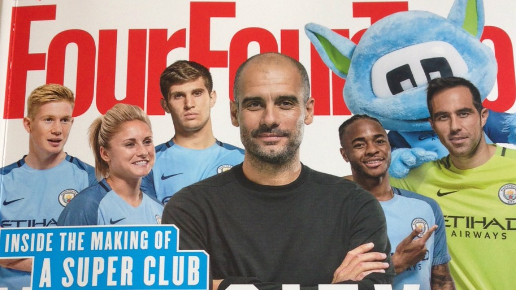 FourFourTwo's cover