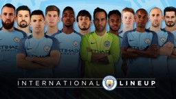 INTERNATIONALS: City players starred for their countries