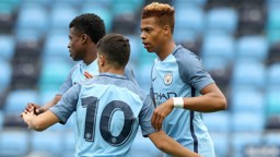 FUTURE: Tickets are on sale now for City EDS v Spurs.
