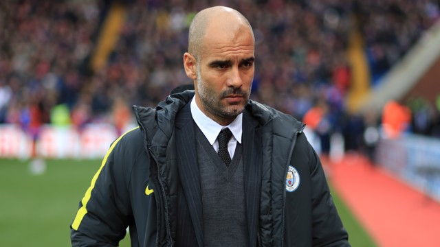 PEP PRESSER: Pep talks to the media in the second part of his post match Burnley Premier League win