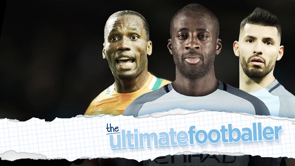 Yaya Toure's Ultimate Footballer