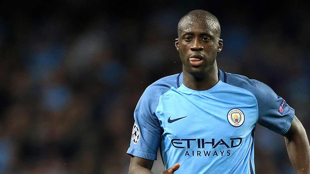 Yaya Toure back for Ma...
