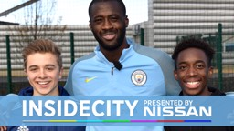 YAYA MEETS YOU TUBE: Tour and two very special guests on Inside City!
