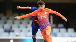DIAZ: Brahim will be hoping to make a big impact at Staplewood Training Ground