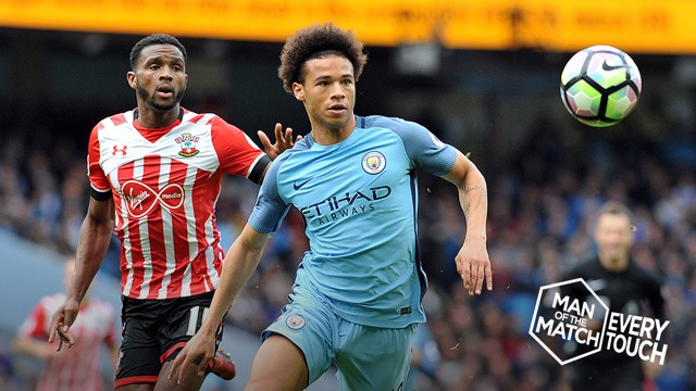 Every Touch: Leroy Sane