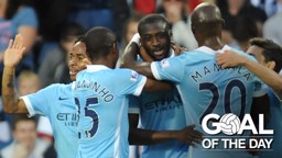 GOTD: Yaya bags against the Baggies!