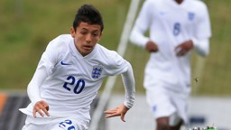 POVEDA: Just one of City's England stars throughout the Croatia Cup