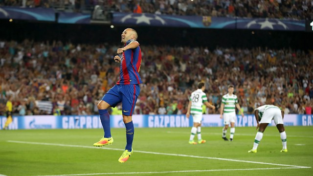 DESTINED: Iniesta is sure City will life the Champions League with his former boss.
