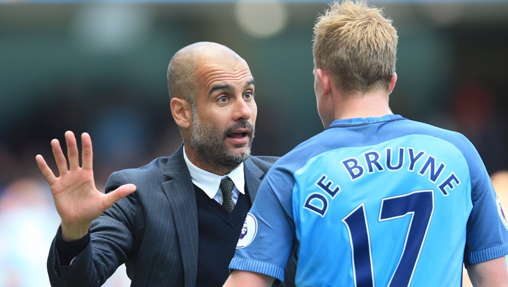 SEPTEMBER AWARDS: Pep and Kevin in contention