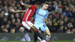STAR MAN Pablo Maffeo was City's best performer...