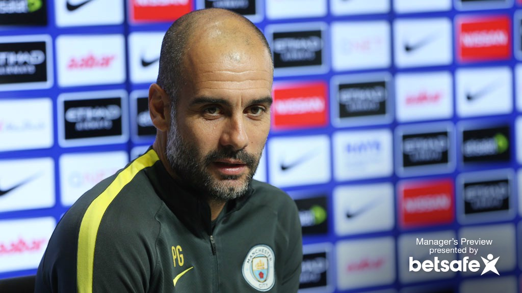 Man City v Chelsea: Guardiola preview part two