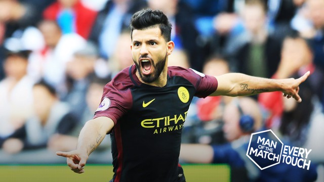 SERGIO AGUERO: Every Touch