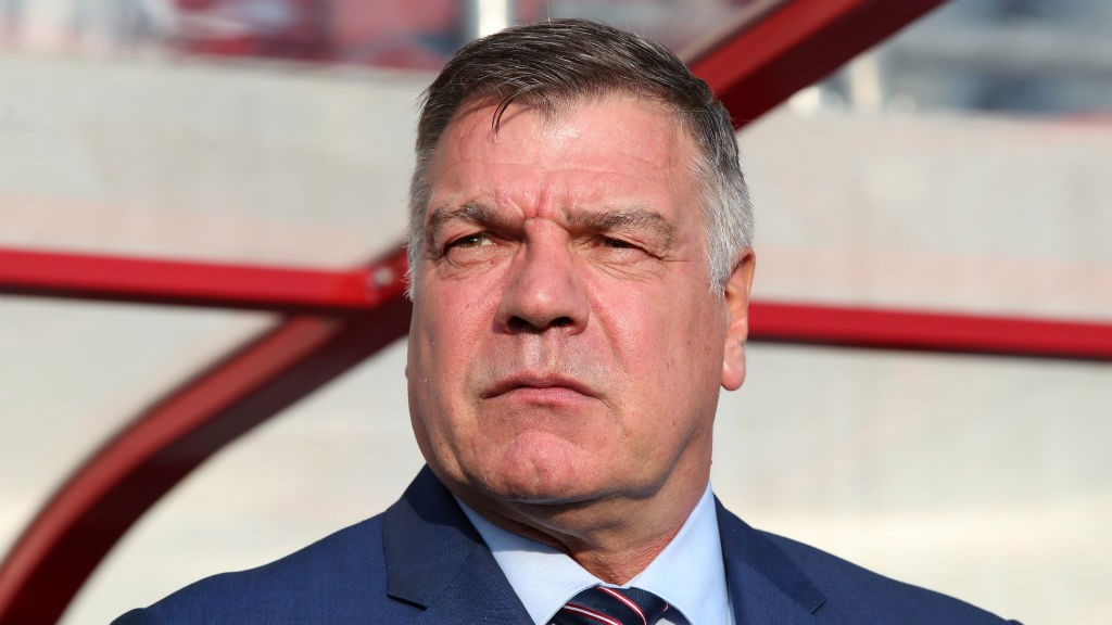 ALLARDYCE: The FA have taken some of the pressure off the new England manager