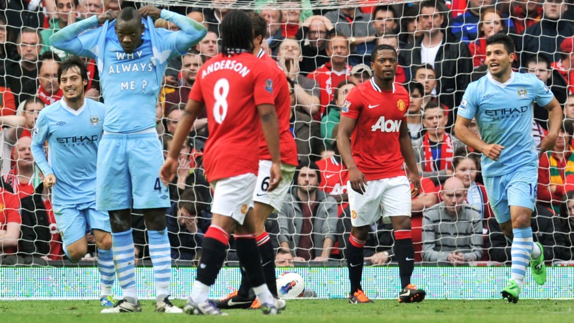 City Moments: Mario Balotelli - Why Always Me?