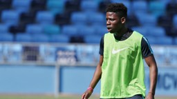 DELE-BASHIRU: City's scorer today takes part in training