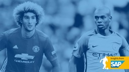 HEAD TO HEAD: Marouane Fellaini and Fernandinho