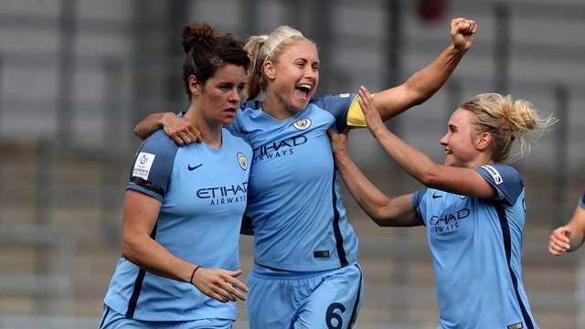 WHAT A WIN: City through to CFA final