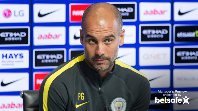 """I AM NOT SATISFIED"": Pep says the team still has a lot to work on ahead of City v Bournemouth"