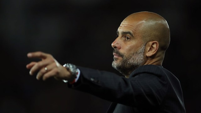 CELTIC V CITY: Pep Guardiola preview