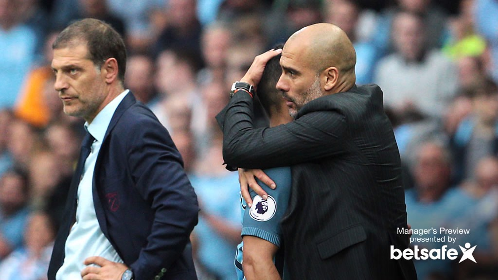 PEP PREVIEW: Manager on his first Manchester derby