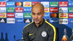 TAKING NOTES: Pep wants to learn from the women's success