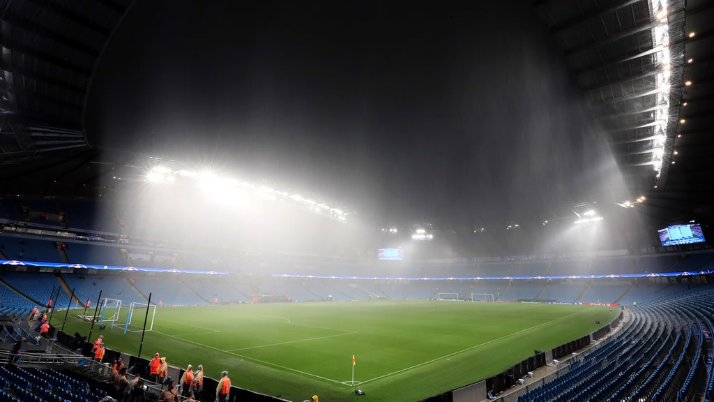 TICKET INFO: Rescheduled game at the Etihad