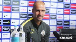 GUARDIOLA: We'll keep getting better