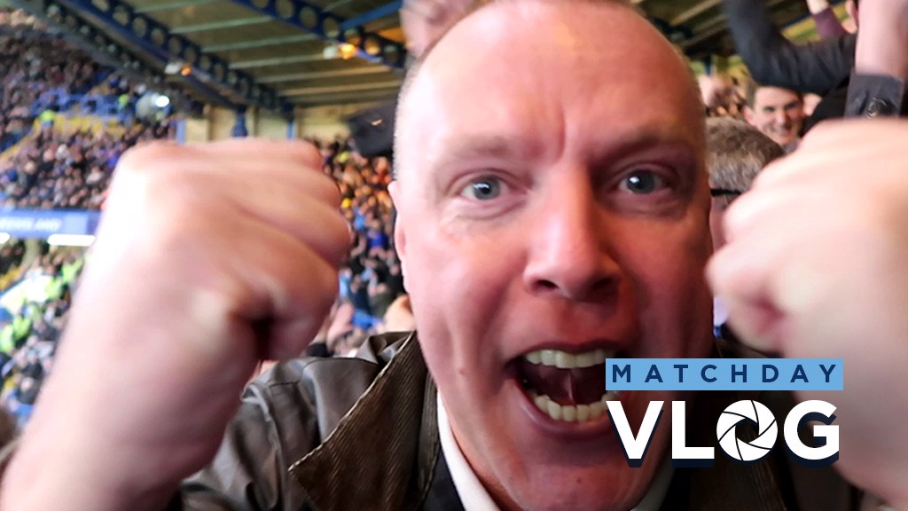 MATCHDAY: Follow Blues fan Scully as he goes to Stamford Bridge to watch City take on Chelsea
