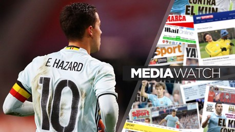 Gossip: City linked with audacious Hazard bid?