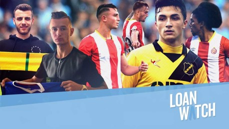 Loan watch: Trio feature in Girona thriller