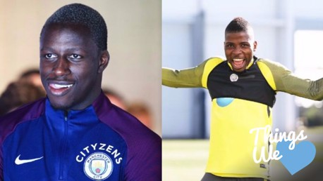 Things we love: Mendy's dance & thank you Kelechi