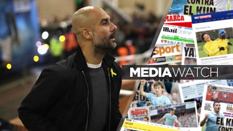 Media Watch: Press praise record-breaking City