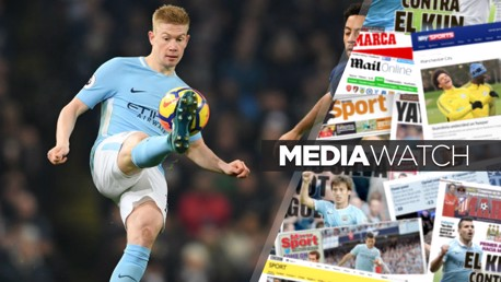 Times: KDB tackle 'sad indictment on English game'