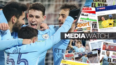 Media Watch: Praise for the young guns
