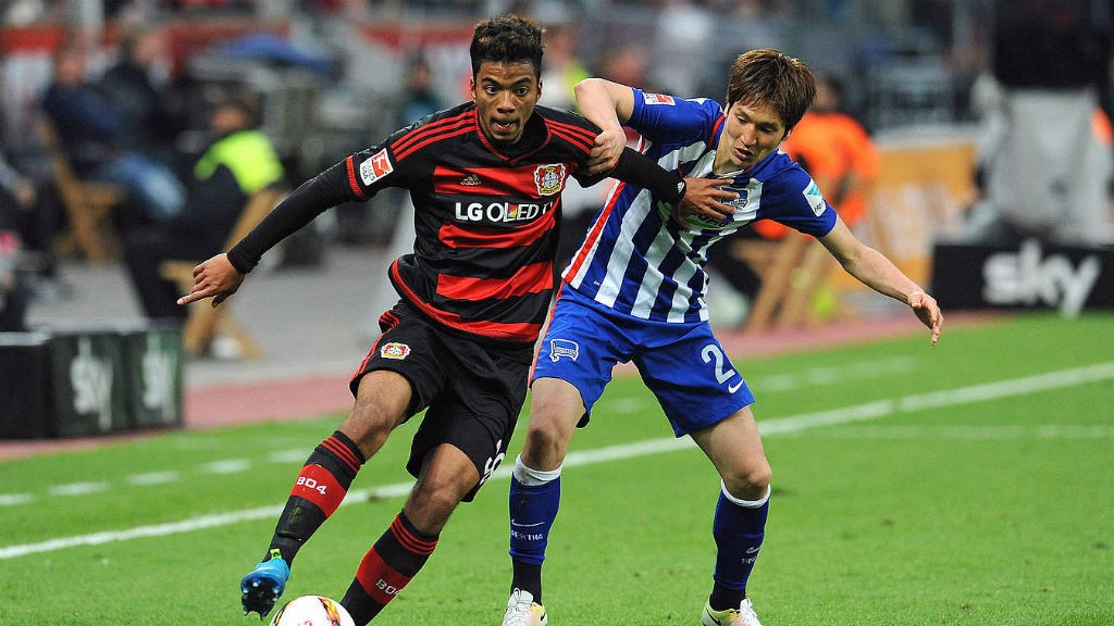 TARGET: Reports link Manchester City with Bayer Leverkusen's Benjamin Henrichs.