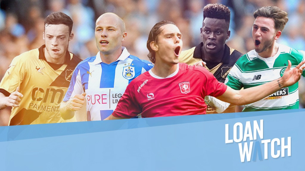 LOAN WATCH: Your weekly roundup of City's loan stars