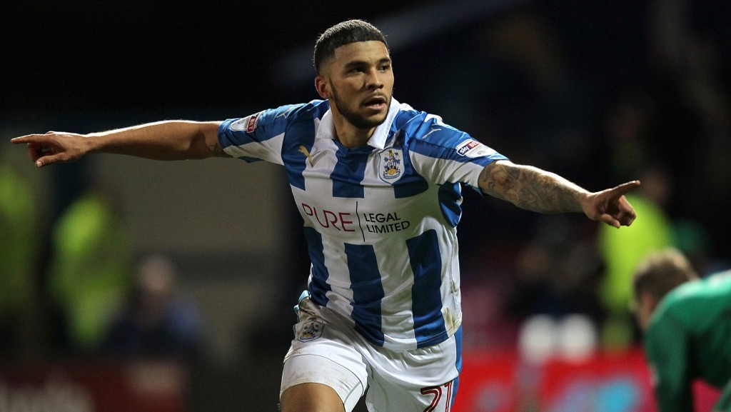 BERMUDA SHARP-SHOOTER: Nahki Wells