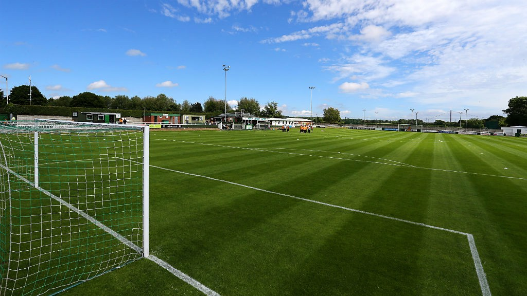 NORTH FERRIBY UNITED: City will face Hull City at Grange Lane on Monday