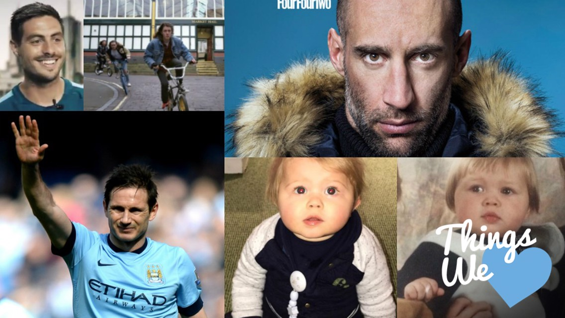 Things We Love: Adopted Mancunian and Magic Lamps
