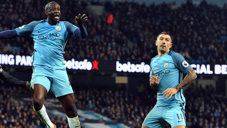 Talking Points: Yaya and Kolarov shine