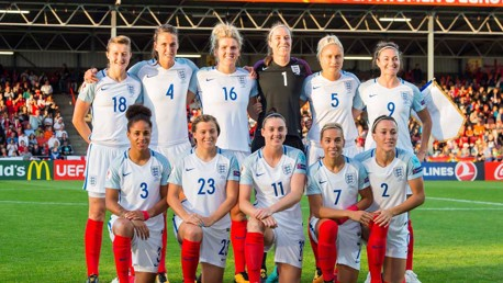 England Women book semi final clash with Holland