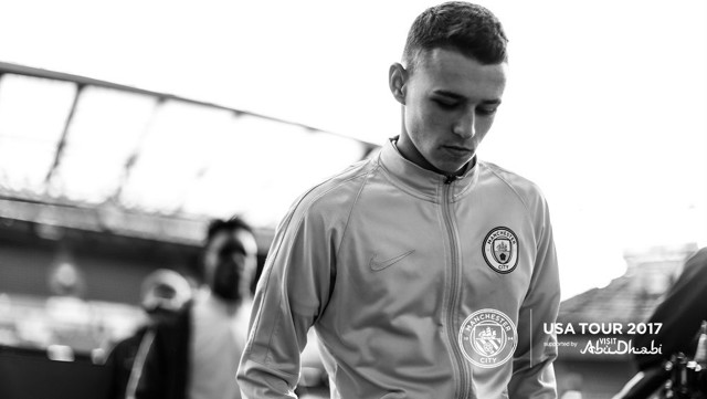 SPOTLIGHT: Check out the video to see how Phil Foden got on against Manchester United in Houston.