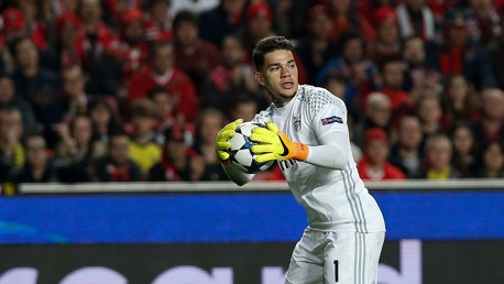 Ederson: The view from Portugal