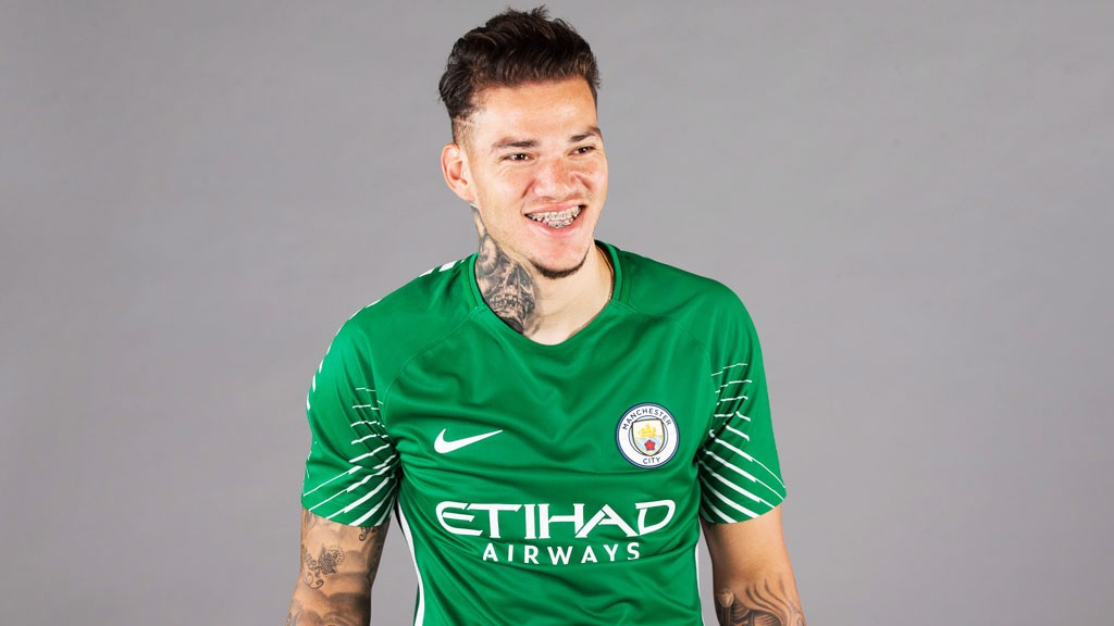 d8d2965ab ... clearance club soccer jerseys all smiles ederson will officially become  a city player on 1 july ...