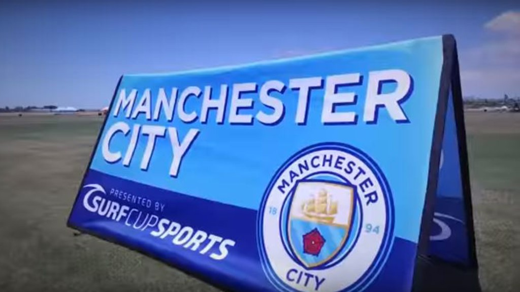 MAN CITY CUP: City host grass roots youth tournament in San Diego