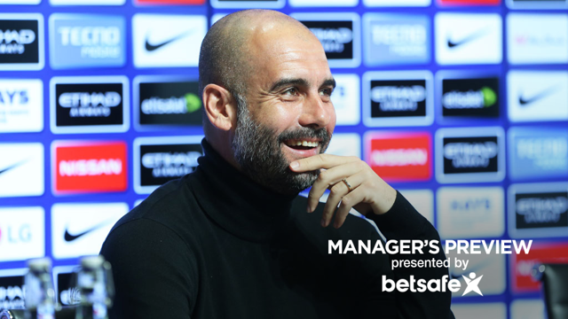 SUNDERLAND PREVIEW: Pep Guardiola has a focus on all three competitions.