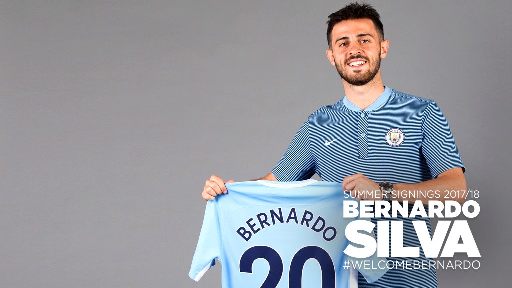 Image result for bernardo silva man city