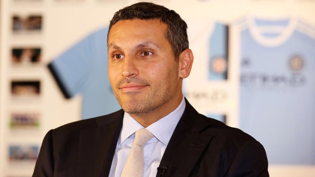 Man City chairman Khaldoon dismisses 'ridiculous' speculation over Aguero future